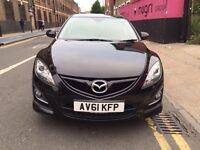 Mazda 6 takuya d Diesel 2011REG full service history and all previous MOT