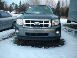 2011 Ford Escape Selling For Parts
