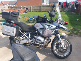 Bmw r1200gs for swap