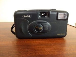 Kodak KB-10 35mm Point and Shoot Camera