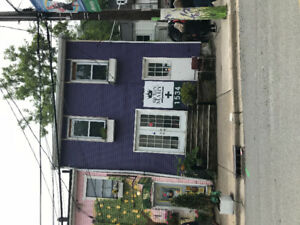 Commercial property for rent downtown