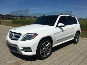 *110$/Sem* 2015 Mercedes-Benz GLK 250 BlueTec 4Matic