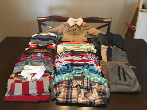 Boys (3T) assorted clothing