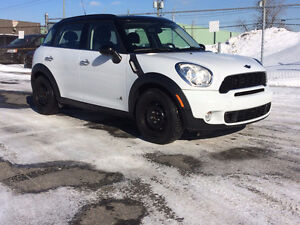 2013 MINI Countryman S ALL4