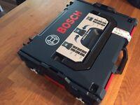 Bosch 10,8-2-LI Professional brand new L-Boxx System