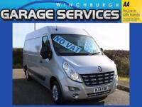 RENAULT MASTER SPORT MWB IMMACULATE CONDITION FULL ELECTRIC PACKAGE *NO VAT*
