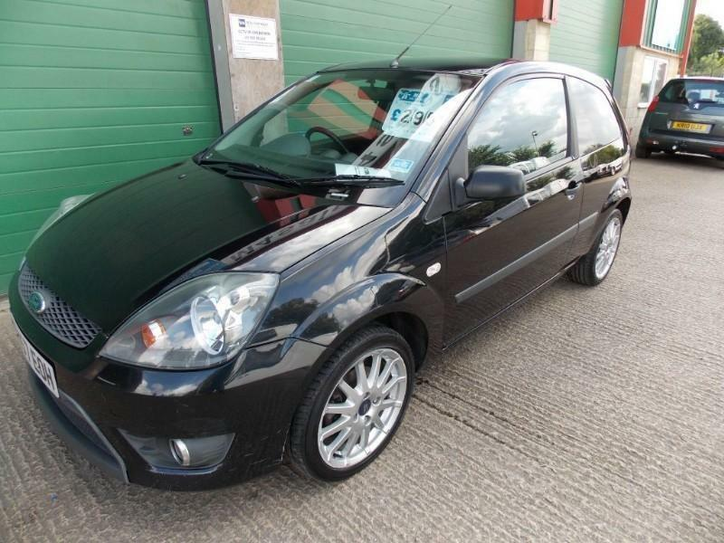 Ford Fiesta Sport TDCI Air Con Alloys