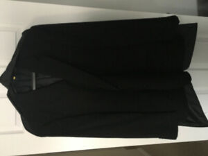 MENS SUIT!!! Used for father of the bride WORN ONCE!! OBO
