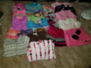 2T & some 24 month old girl clothes