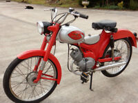 MOTO GUZZI DINGO 49cc 1964 3 speed MOT'd FEBRUARY 2019 FIZZY