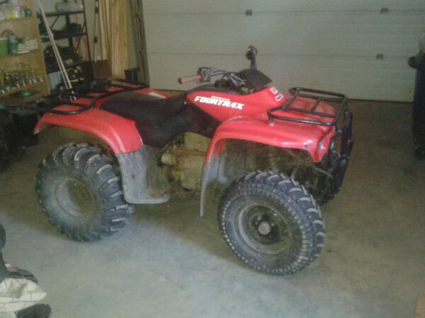 Used 2000 Honda Recon (Four Trax)