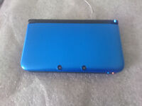 Nintendo 3DS XL Blue + 6 Games + Lost of Accessories and Spares!