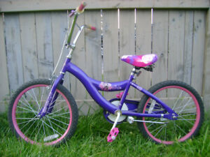 Huffy Mountain bicycle for girls