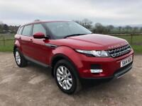 Land Rover Range Rover Evoque Sd4 Pure Tech Pan Roof DIESEL MANUAL 2014/14