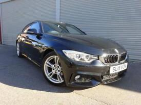BMW 4 SERIES 418D M SPORT AUTO GOOD AND BAD CREDIT CAR FINANCE AVAILABLE
