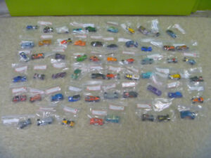 58 Collectible Cars Starting At $1 Each