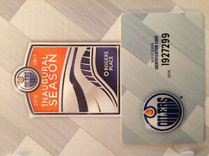 2 GREAT SEATS TO OILERS VS WINGS LOWER BOWL ROW 11