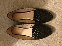 Black Top Shop shoes