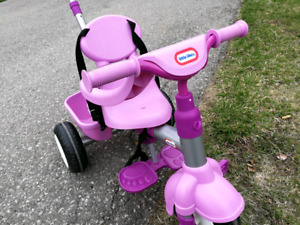 Little tikes - Push and pedal trike