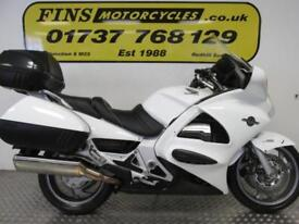 Honda ST1300, Pan European, White, Excellent condition, MOT, Warranty