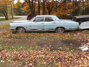 best offer 1967 ford ltd four door hard top