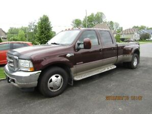 CAMION FORD F-350 SD XLT CREW CAB 2RM DIESEL KING RANCH  2004
