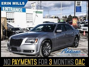 2014 Chrysler 300 S   Leather Sunroof Navi Rear Vision Camera