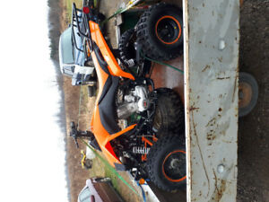 Gio 200 cc atv 1200 or trades
