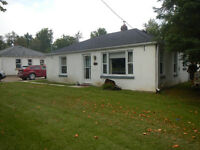 Bungalow for rent in desirable Glen Williams (Georgetown)
