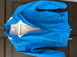 Kids rain jacket, size 8