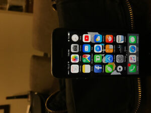 Black iPhone 5S - perfect condition