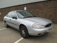 FORD MONDEO 1.8 VERONA PETROL MANUAL 6 MONTHS M.O.T ( part exchange to clear )