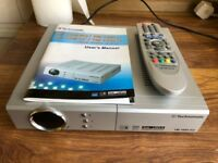 Satellite TV receiver