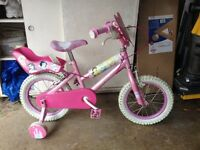Disney Princess girls bike