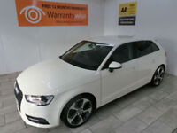 2014,Audi A3 1.6TDI 105bhp Sportback Sport***BUY FOR ONLY £50 PER WEEK***