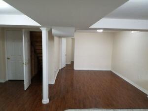 Two Bedroom Basement for rent in Brampton