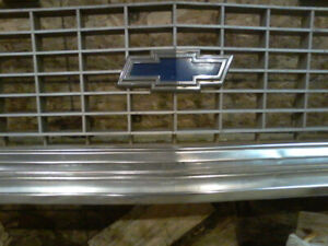 1971chev grille ready to install