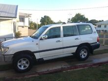 1998 Toyota 100 Series LandCruiser Gas/Petrol Zillmere Brisbane North East Preview