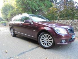 Mercedes-Benz C220 CDI Elegance / Automatic / Auto Boot / 2009
