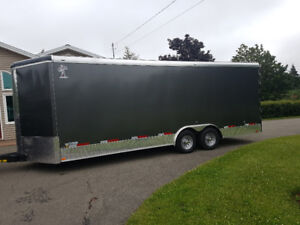 2017 Atlas Cargo Trailer with Extra Height