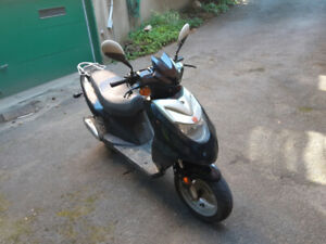 2004 CPI Track Scooter For Sale - 12,000km, 49cc - $550