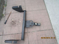 Trailer hitch with receiver