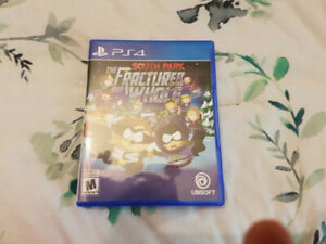 South Park Fractured But Whole PS4 Physical (+ SOT CODE+ DLC)