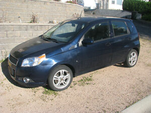 2010 Chevrolet Aveo Hatchback very low mile (64000)