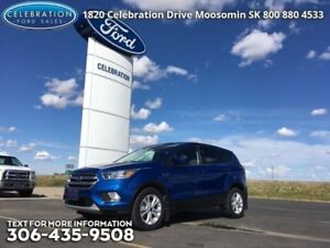 2017 Ford Escape SE  Man / Sask Safety Certified!