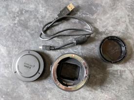 Sigma mc 11 sony to canon adapter