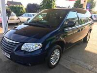 2006 Chrysler Grand Voyager 2.8CRD auto LX-1 FKeeper-Cruise Control Mot 07/2018