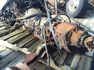 Chevy TH400 and NP205 tranny and transfer case 4x4