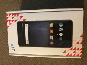 ZTE Grand X4 (brand new) Phone for Freedom Mobile (Wind)
