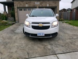 Chevrolet Orlando LT 2013  ECOTEC GOOD CONDITION